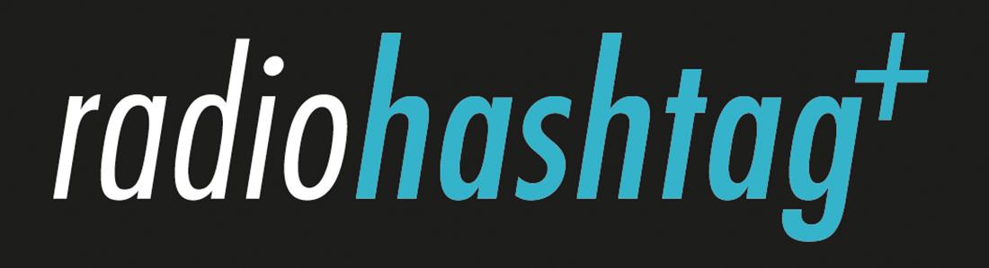 Radiohashtagplus Logo